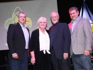Kinder Chamber of Commerce Lifetime Achievement Award 2015